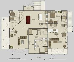 Awesome Interior Design Plans On Interior Design Plans On Home - Modern house plan interior design