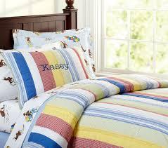 curious george furniture daniel tiger fabric bedding pottery barn bedroom comforter flannel vintage yds boy
