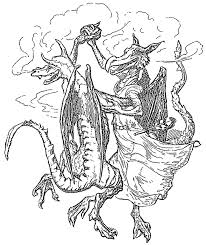 Small Picture Complex Coloring Pages Of Dragons Windows Coloring Complex