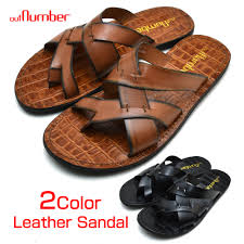 all two colors of leather sandals men outnumber out number genuine leather black camel leather sandals