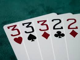 Susunan Kartu Pada Permainan Judi Poker Online
