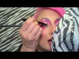 truly outrageous jem makeup tutorial xovain