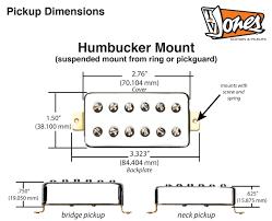 tv classic guitar pickup Humbucker Mounting Diagram from a stock humbucker pickup ring Seymour Duncan Humbucker Wiring Diagrams