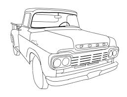 ford f250 coloring pages coloring pages