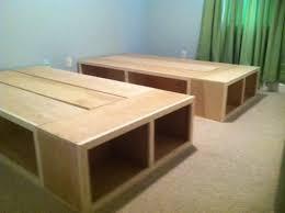 diy storage bed. Twin Bed Plans With Storage Best 25 Ideas On Pinterest Diy Frame 8