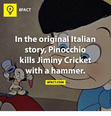 Small Picture 25 Best Memes About Jiminy Cricket Jiminy Cricket Memes
