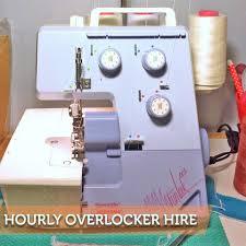 Sewing Machine Hire Melbourne