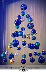 Decorating With Christmas Balls
