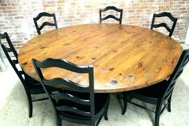 large wood kitchen tables wooden dining table and chairs big round legs lots coffee outstanding size