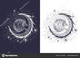 Face Sun Moon Stars Masonic Tattoo Design Shirts Alchemy Akultism