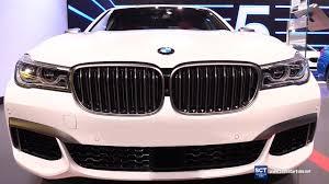 2018 bmw 7 series interior. brilliant series 2018 bmw 7 series m760i xdrive  exterior and interior walkaround 2017  new york auto show for bmw series interior