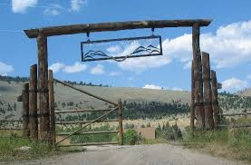 Image result for ranch gates