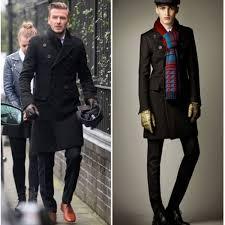 new autumn winter stars favorite medium length fashion