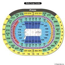 wells fargo center philadelphia pa seating chart view inside in wells fargo center seating chart with seat numbers