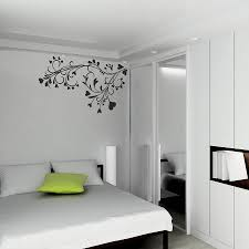 bedroom wall design ideas. Bedroom:Black And White Wall Decor For Bedroom Enchanting Paint Color Ideas Designs Schemes Red Design E