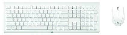 Отзывы Клавиатура и мышь <b>HP M7P30AA C2710</b> White USB ...
