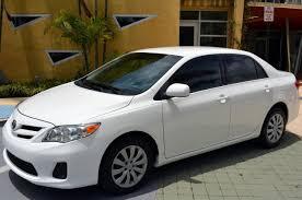 2012 Toyota Corolla LE Miami FL 19926432