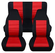 87 95 jeep wrangler yj complete seat