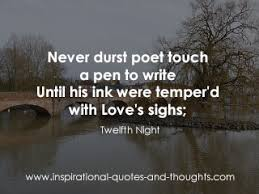 Shakespeare In Love Quotes