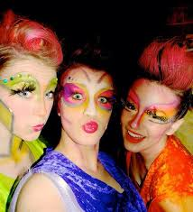 award winning makeup and hair for seussical