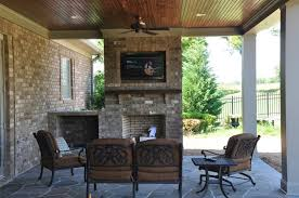 covered patio designs with fireplace. Covered Patio With Fireplace At One Of My Model Homes. | Home And Design Pinterest Patios, Models Backyard Designs P