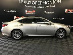 2018 lexus es300h. exellent es300h silveratomic silver 2018 lexus es 300h right side photo in edmonton ab for lexus es300h