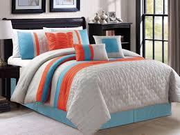 full size of rug luxury orange and gray bedding 6 red grey black white comforter burnt