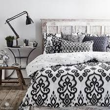 nomads panthera ikat fusion duvet cover pillowcase set ikat bedding panthera nomads uk maginfier
