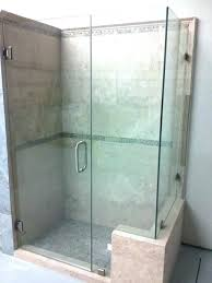 interesting cost glass shower door shower door installation cost glass average cost to install a frameless