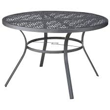 metal patio table metal patio furniture collection threshold target metal patio table and chairs metal patio table