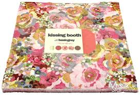 Kissing Booth Layer Cake - BasicGrey - Moda Fabrics — Missouri ... & Kissing Booth Layer Cake Adamdwight.com