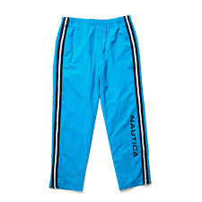 Pants Logos Lil Yachty By Nautica Logo Track Pants Nautica