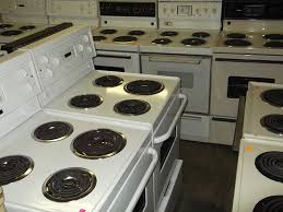 Warehouse Kitchen Appliances Stoves Gas Electric The Appliance Warehouse New And Used