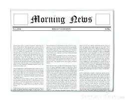 Extra Extra Newspaper Template Templates Free Download Old Newspaper Template Word Awesome
