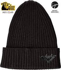 Winter Hat Designs Moti Oswal Retro Winter Beanie Skull Cap Warm Knit Wool Hat
