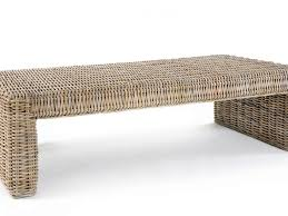 amusing round rattan coffee table of ascot outdoor tablefootstools brown