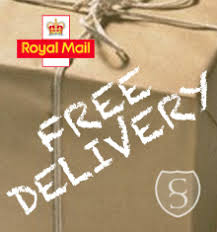 free delivery in the uk