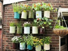 beautiful small space gardens