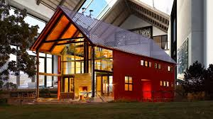 Inspiring Modern Barn House Living Room Pictures Decoration Ideas ...
