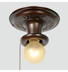 pull string wall light fixture replace chain switch mount
