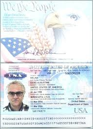 Us Passport Template Psd What Do New Passport Images Say About Modern News Passport