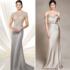 19 silver colored wedding dresses that left us breathless asia