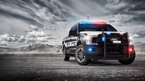 Ford's two new police cars complete harsh testing, are ready for ...