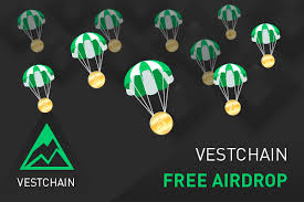 ✅ airdrop is when ico or cryptocurrency projects give out their coins for free, but for this you need to perform some actions. Pr Vestchain Starts Airdrop Press Release Bitcoin News