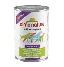 "<b>Almo Nature консервы</b> для собак ""Меню с индейкой"", <b>Daily</b> Menu ..."