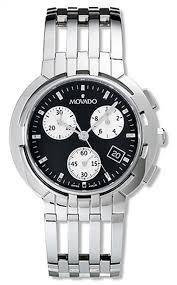 movado esperanza men s stainless quartz watch shipping movado esperanza men s stainless quartz watch
