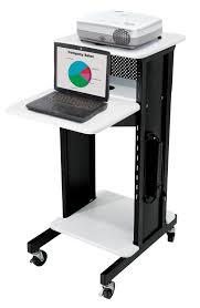 prc 200 premium presentation cart by oklahoma sound