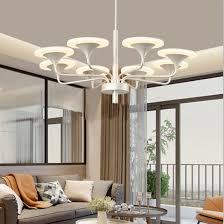 design home depot modern led pendant chandelier lamp lighting for bedroom living room