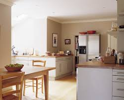 kitchen walls in old white by farrow ball