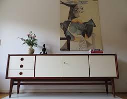 german midcentury modern sideboard from bartels werke for sale at